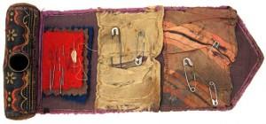 MHS Civil War Sewing Kit
