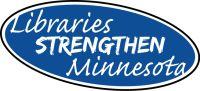 Libraries Strengthen Minnesota logo small