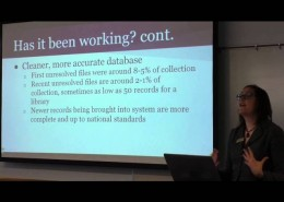 SELCOtv – Technology Users Group Meeting – January 13, 2015 – Part 2: OCLC Reclamation - YouTube thumbnail