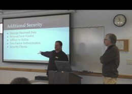 SELCOtv – Technology Users Group Meeting – January 13, 2015 – Part 8: Password Management - YouTube thumbnail