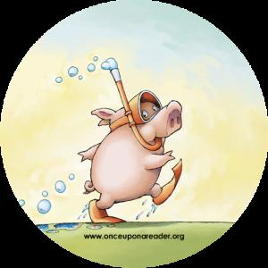 Ten Pigs round image