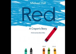 2016 MN Book Award Finalist for Children: Red: A Crayon's Story