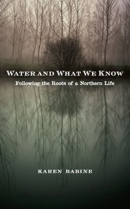 MNBA 2016 Water and What We Know Babine