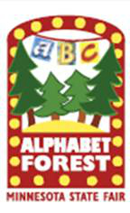 alphabet forest Minnesota state fair